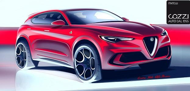 Alfa Romeo Stelvio finalmente ordinabile in Italia
