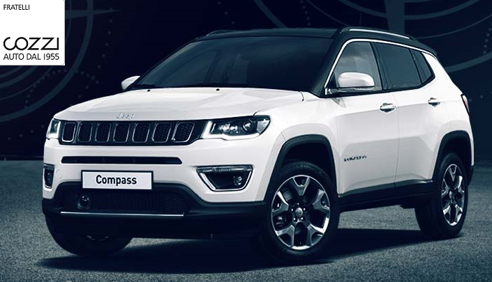 Jeep Compass is the new SUV. Scopriamola insieme.